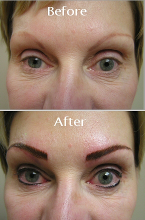 What is permanent makeup msbeautyinfo 39 s blog for How to make a permanent tattoo
